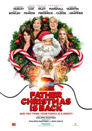 Фільм «Father Christmas Is Back» (2021)