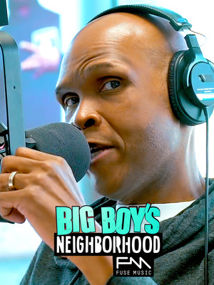Серіал «Big Boy's Neighborhood» (2018 – ...)