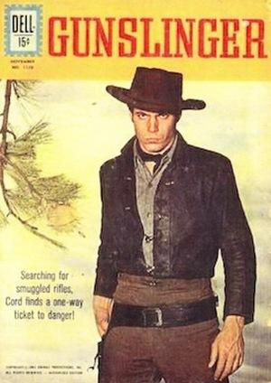 Серіал «Gunslinger» (1961)