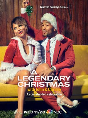 Фильм «A Legendary Christmas with John and Chrissy» (2018)