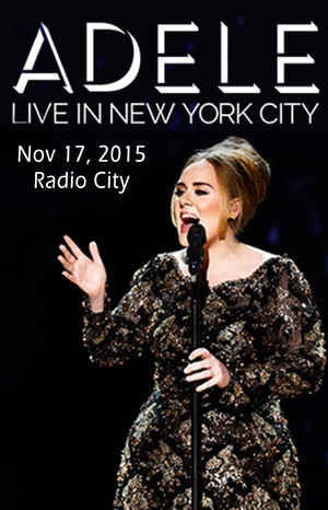 Фильм «Adele Live in New York City» (2015)