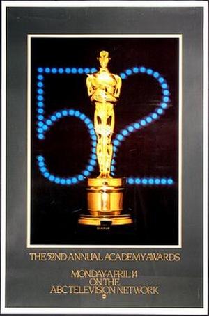 Фільм «52-я церемония вручения премии «Оскар»» (1980)