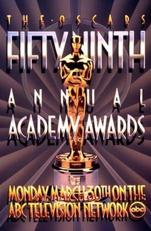 Фільм «59-я церемония вручения премии «Оскар»» (1987)