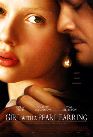 Фільм «Дівчина з перлиновою сережкою» (2003)