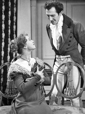 Сериал «Гордость и предубеждение» (1952)
