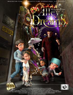 Мультфильм «Alley of Dreams»