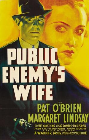 Фильм «Public Enemy's Wife» (1936)