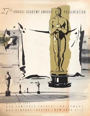Фільм «27-я церемония вручения премии «Оскар»» (1955)