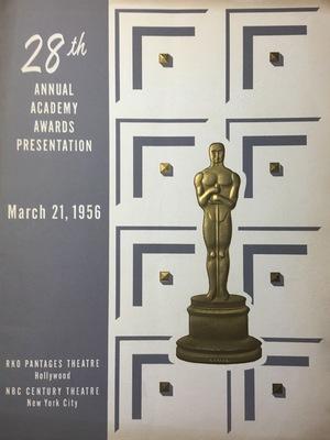 Фільм «28-я церемония вручения премии «Оскар»» (1956)