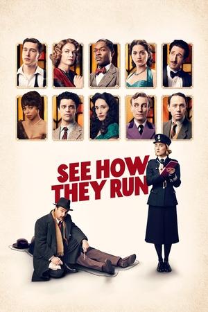 Фильм «Посмотри, как они бегут» (2022)
