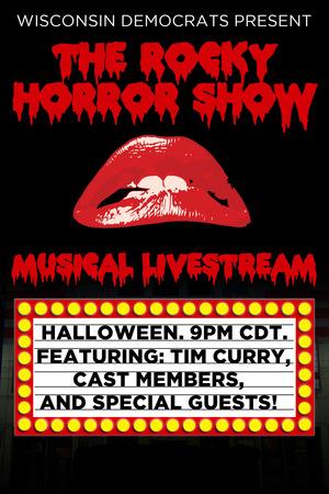 Фильм «Rocky Horror Show: Livestream Theater» (2020)
