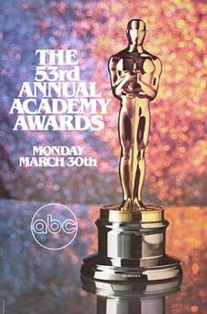 Фільм «53-я церемония вручения премии «Оскар»» (1981)