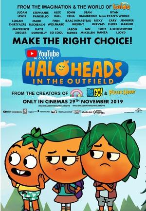 Мультфильм «Haloheads in the Outfield» (2019)