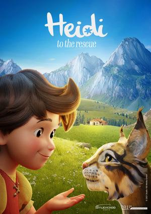 Мультфильм «Heidi - To the rescue»