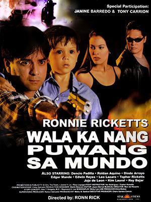 Фільм «Wala ka nang puwang sa mundo» (1997)