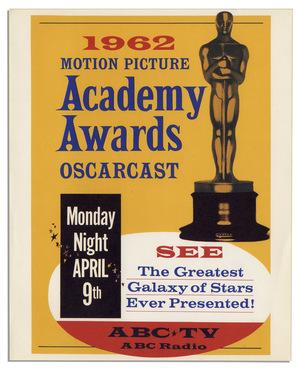 Фільм «34-я церемония вручения премии «Оскар»» (1962)