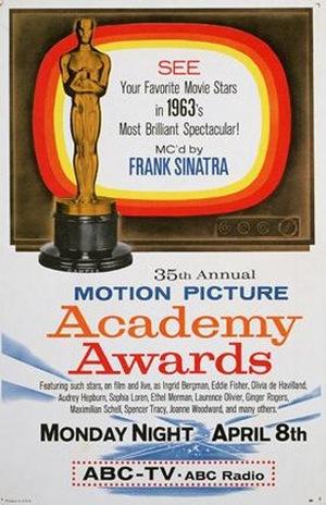 Фільм «35-я церемония вручения премии «Оскар»» (1963)