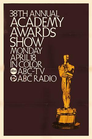 Фільм «38-я церемония вручения премии «Оскар»» (1966)