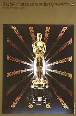 Фільм «54-я церемония вручения премии «Оскар»» (1982)