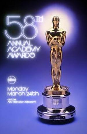 Фільм «58-я церемония вручения премии «Оскар»» (1986)