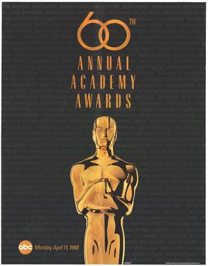 Фільм «60-я церемония вручения премии «Оскар»» (1988)
