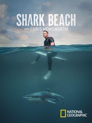 Фільм «Shark Beach with Chris Hemsworth» (2021)
