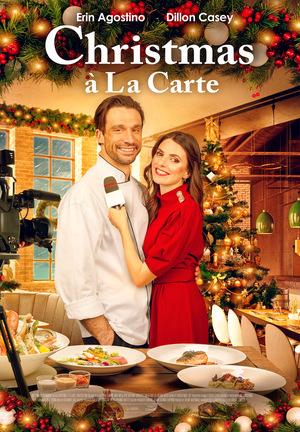 Фильм «Christmas à La Carte» (2021)