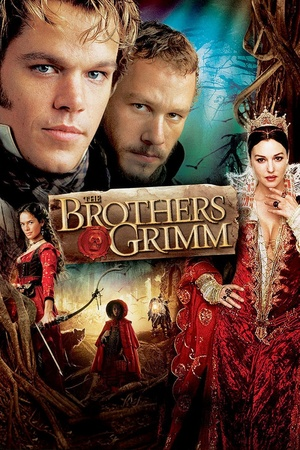 Фільм «Брати Грімм» (2005)