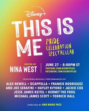 Фильм «Disney+ 'This Is Me' Pride Celebration Spectacular» (2021)
