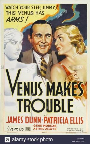 Фильм «Venus Makes Trouble» (1937)
