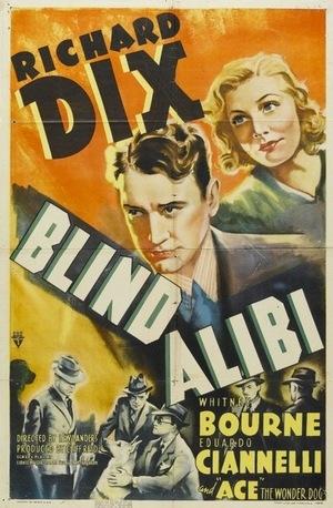 Фільм «Blind Alibi» (1938)