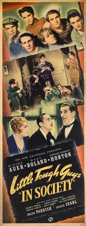 Фильм «Little Tough Guys in Society» (1938)