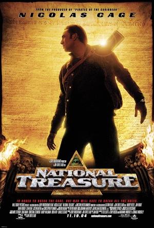 Фільм «Скарб нації» (2004)