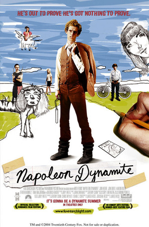 Фільм «Наполеон Динаміт» (2004)
