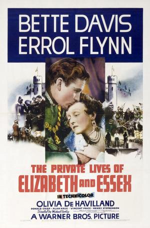Фильм «Частная жизнь Елизаветы и Эссекса» (1939)