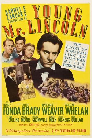 Фильм «Молодой мистер Линкольн» (1939)