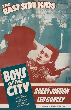 Фільм «Boys of the City» (1940)