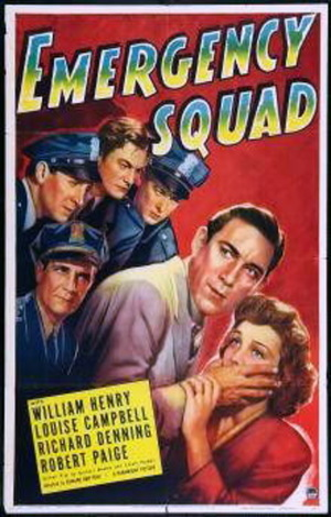 Фільм «Аварійна команда» (1940)