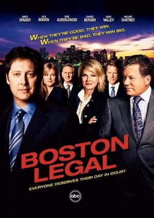 Серіал «Бостонське правосуддя» (2004 – 2008)