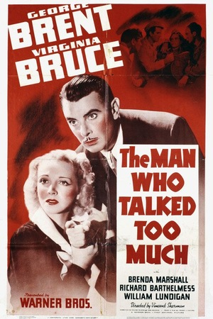 Фильм «The Man Who Talked Too Much» (1940)
