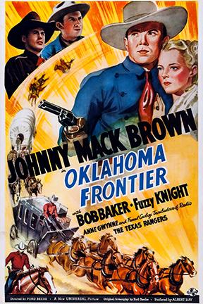 Фильм «Oklahoma Frontier» (1939)