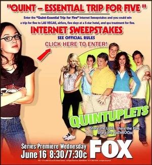 Серіал «Пятерняшки» (2004 – 2005)