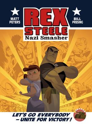 Мультфильм «Rex Steele: Nazi Smasher» (2004)