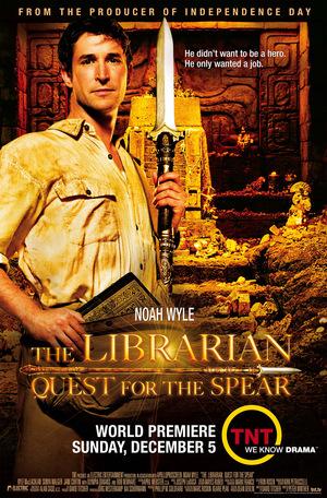 Фільм «Бібліотекар: У пошуках списа долі» (2004)