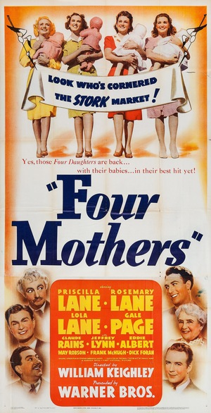 Фильм «Four Mothers» (1941)