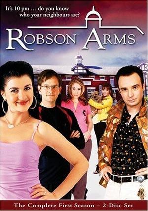 Серіал «Robson Arms» (2005 – 2008)