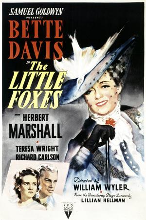 Фильм «Маленькие лисички» (1941)