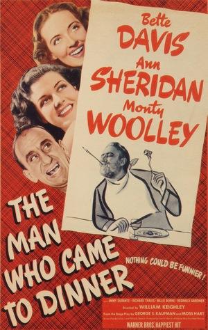 Фильм «Человек, который пришел к обеду» (1942)