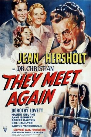 Фильм «They Meet Again» (1941)