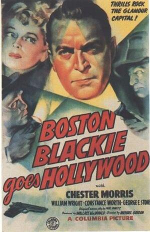 Фільм «Boston Blackie Goes Hollywood» (1942)
